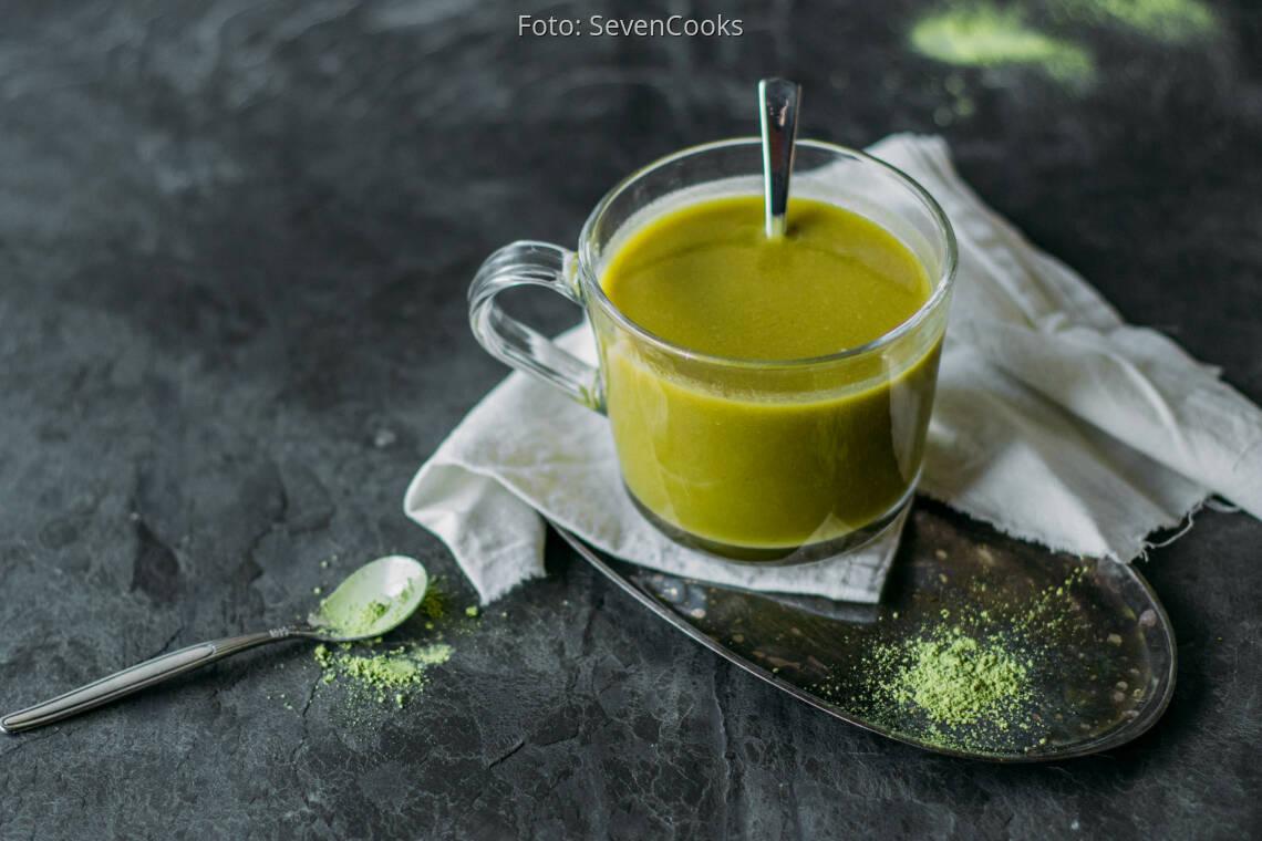Veganes Rezept: Warmer Zuckerhut Smoothie 1