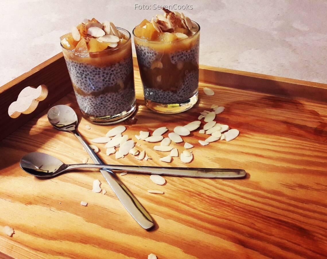 Fertiges Rezept: Winterlicher Chia-Pudding_1