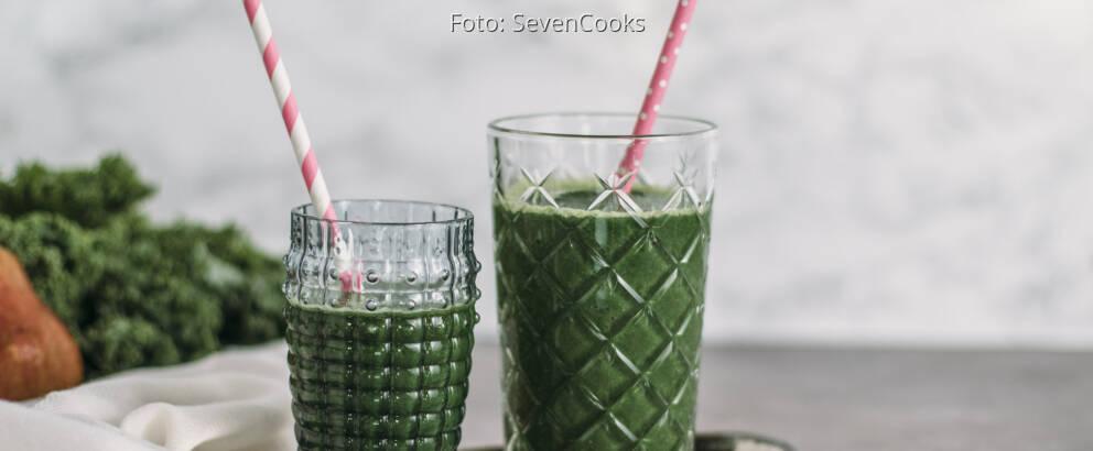 Veganes Rezept: Wintersmoothie for Beginners