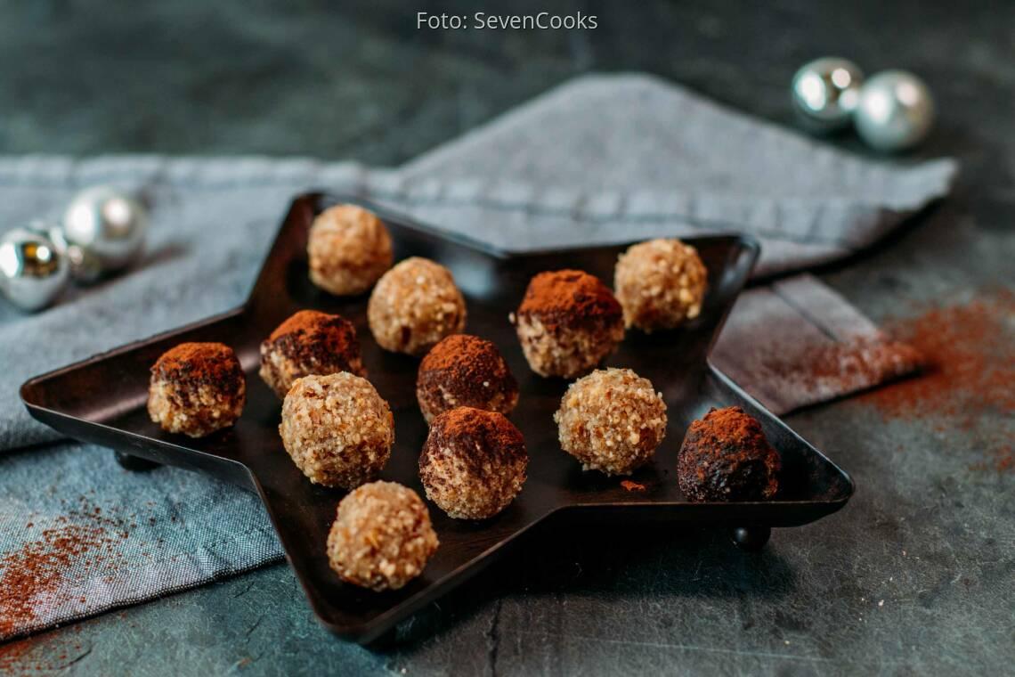 Veganes Rezept: Zuckerfreie Marzipankartoffeln 1