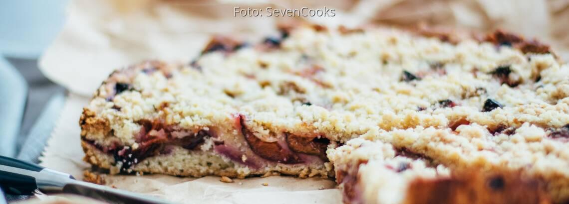Zwetschgenkuchen Sevencooks