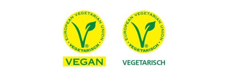 Vegetarisch weißraum