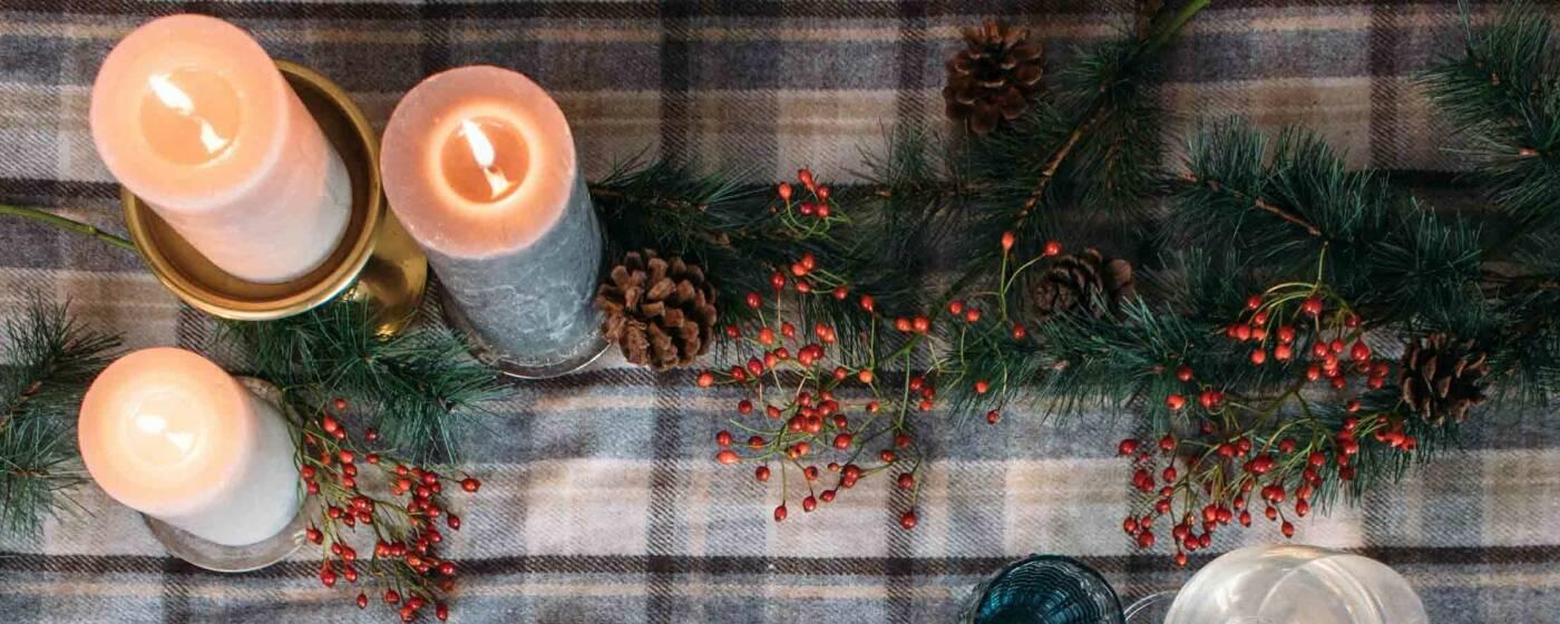 Zwei Menüvorschläge für dein vegetarisches Weihnachtsessen.