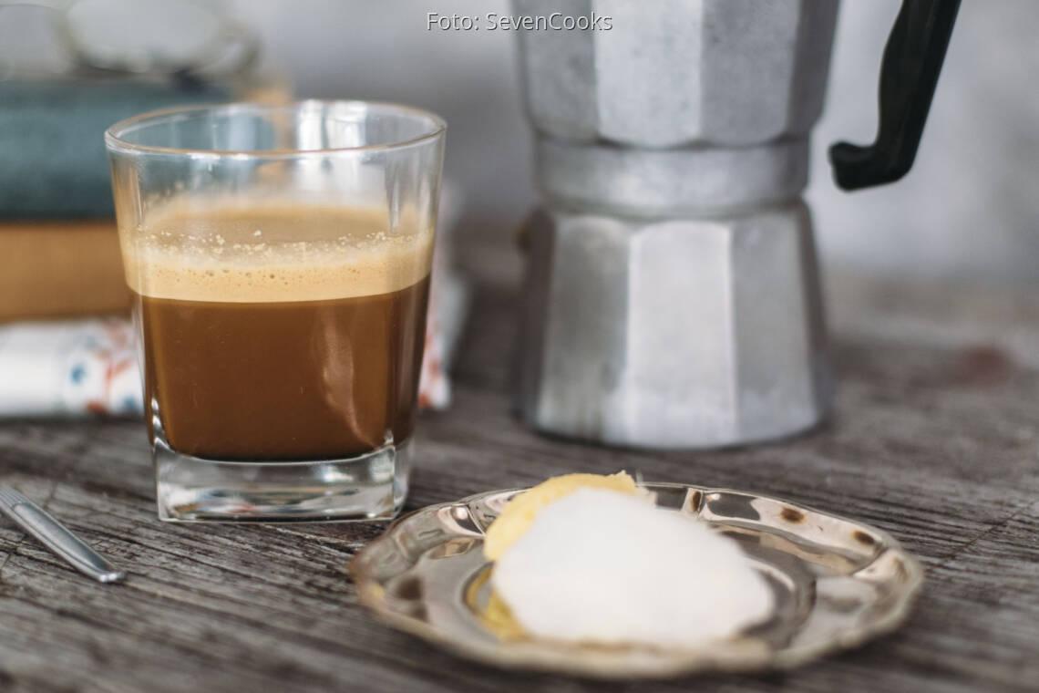 Vegetarisches Rezept: Bulletproof Coffee 1