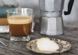 Vegetarisches Rezept: Bulletproof Coffee 1