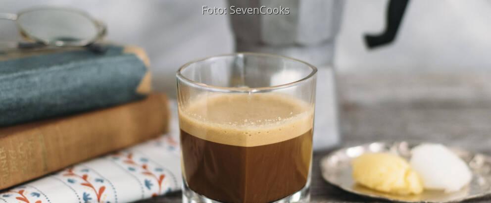 Vegetarisches Rezept: Bulletproof Coffee 2