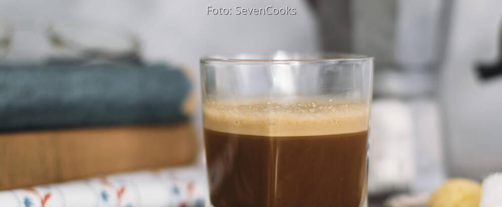Vegetarisches Rezept: Bulletproof Coffee 3