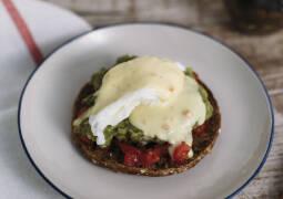 Vegetarisches Rezept: Eggs à la Benedict