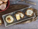 Vegetarisches Rezept: Ei-Toast-Muffins 1