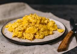 Vegetarisches Rezept: Fluffiges Rührei 1