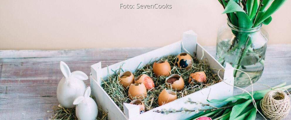 Vegetarisches Rezept: Gebackene Ostereier_2
