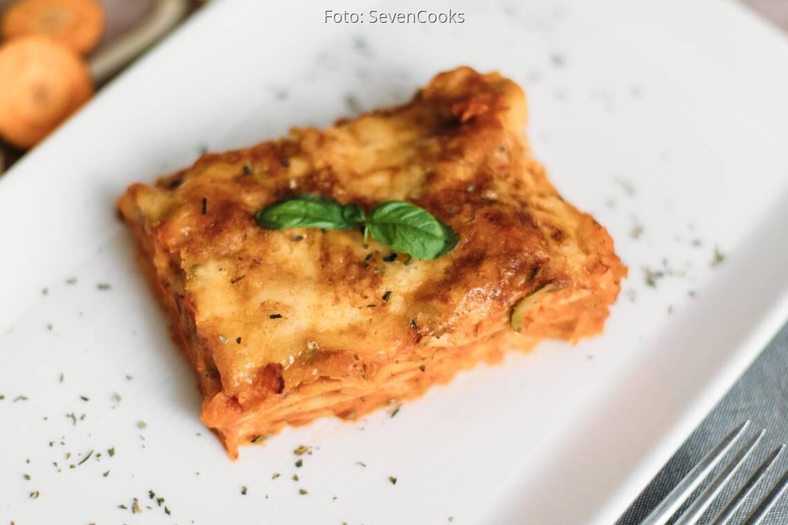 Fertiges Rezept: Gemüselasagne_1