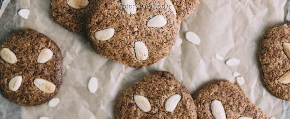 Vegetarisches Rezept: glutenfreie Lebkuchen 1