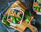 Vegetarisches Rezept: Gnocchi-Spinat-Auflauf 1