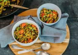 Vegetarisches Rezept: Grüne Spinat-Spätzle 1