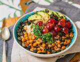 Vegetarisches Rezept: High Protein Frühstücksbowl_1