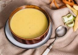 Fertiges Rezept: Klassische Kartoffelcremesuppe