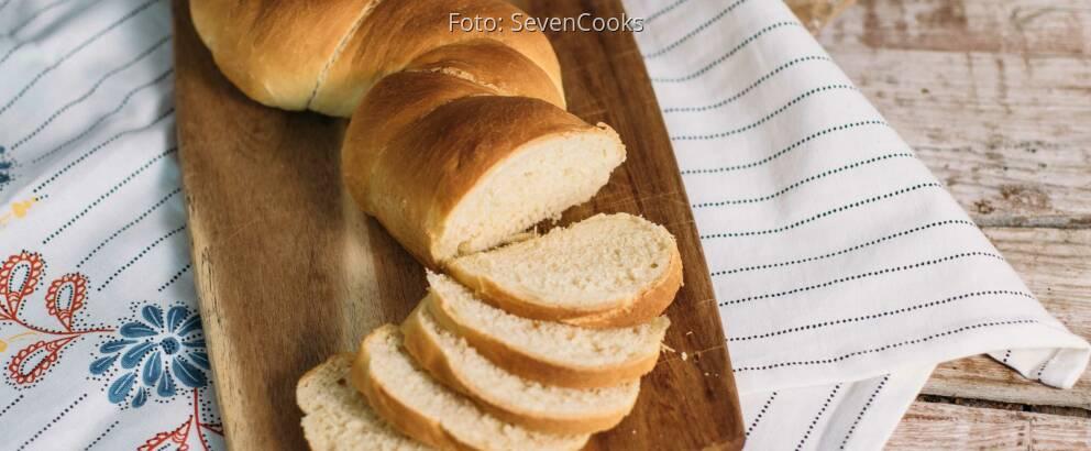 Vegetarisches Rezept: Klassisches Weißbrot in der Kastenform_1
