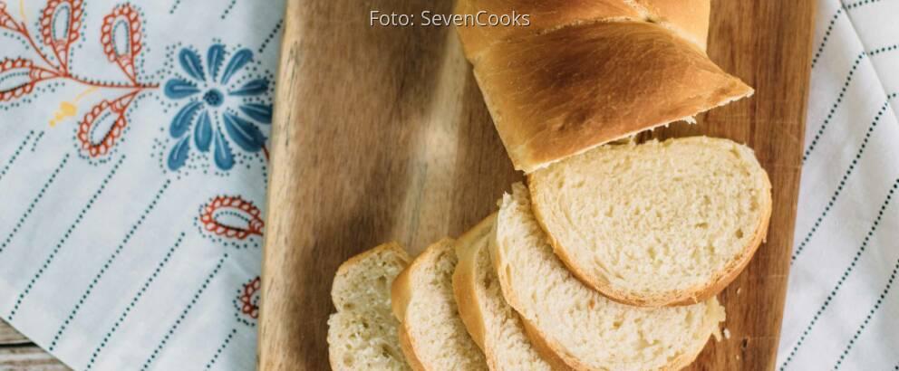 Vegetarisches Rezept: Klassisches Weißbrot in der Kastenform_3