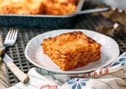 Vegetarisches Rezept: Kohlrabi-Lasagne 1