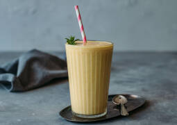 Vegetarisches Rezept: Mango-Lassi 1