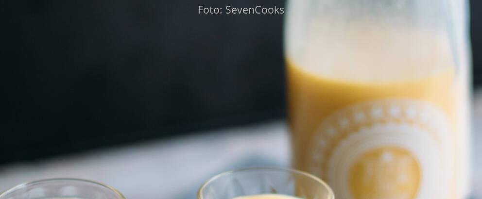 Vegetarisches Rezept: Maracujalikör