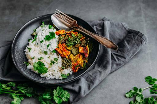 Vegetarisches Rezept: Marinierter Wirsing aus dem Ofen 1