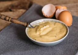 Vegetarisches Rezept: Mayonnaise_1