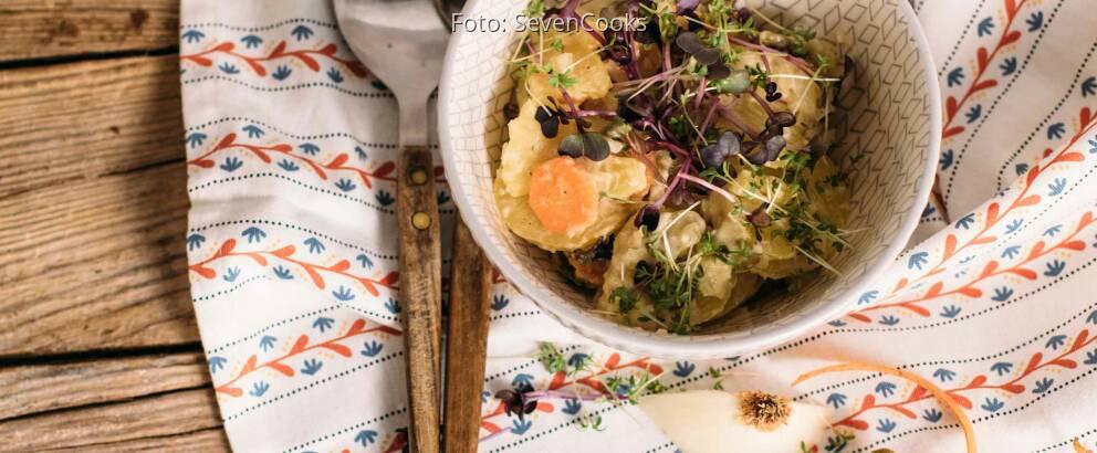 Vegetarisches Rezept: Norddeutscher Kartoffelsalat_2