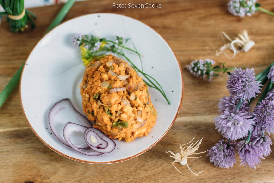 Vegetarisches Rezept: Obazda_1