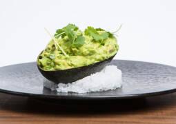 Vegetarisches Rezept: Ofen-Avocado-Dip 1