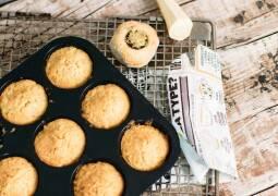 Vegetarisches Rezept: Pastinaken Muffins_1