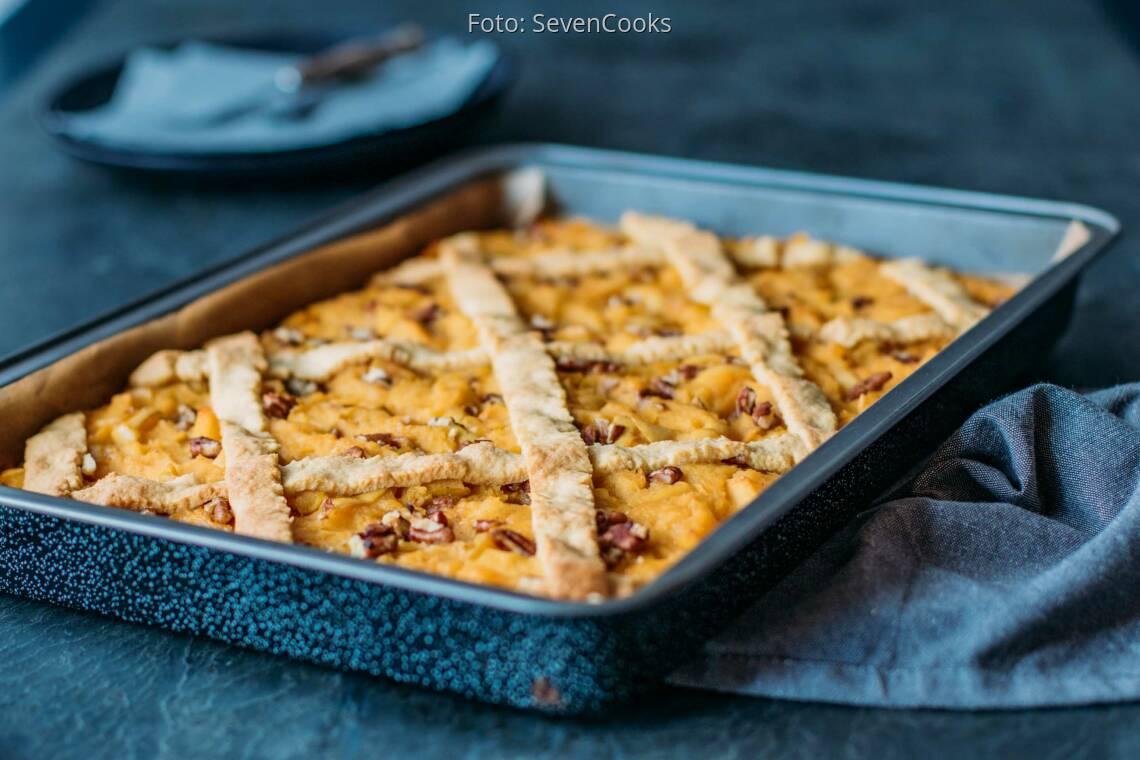 Vegetarisches Rezept: Quittenkuchen 1