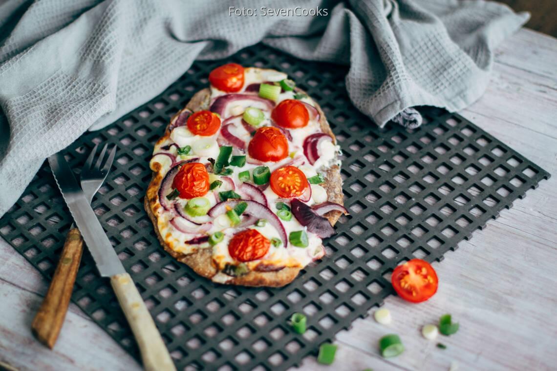 Vegetarisches Rezept: Rahmfleckerl