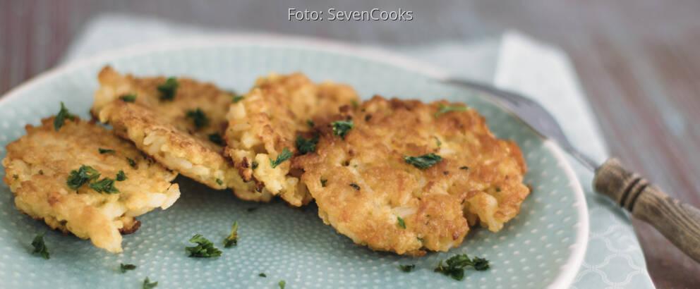 Vegetarisches Rezept: Reistaler