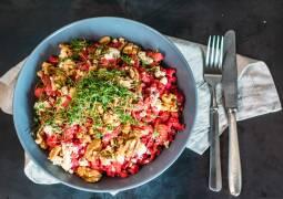 Vegetarisches Rezept: Rote Bete Spätzle 1