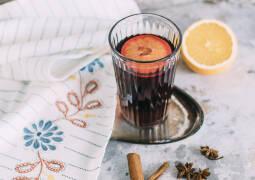 Vegetarisches rezept: Roter Glühwein 1