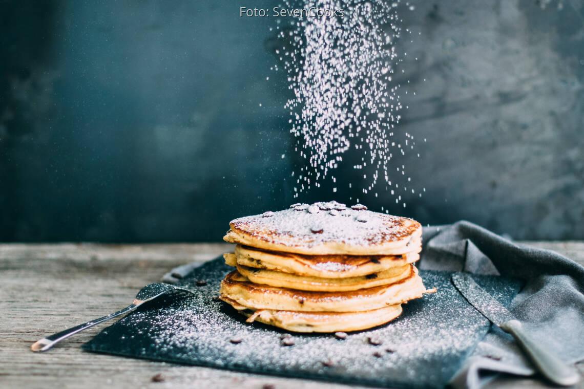 Vegetarisches Rezept: Schoko-Pancakes_1