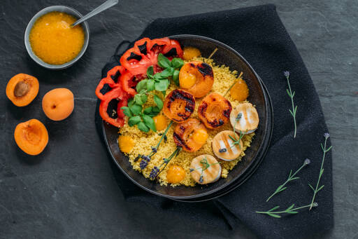 Vegetarisches Rezept: Summerbowl 1