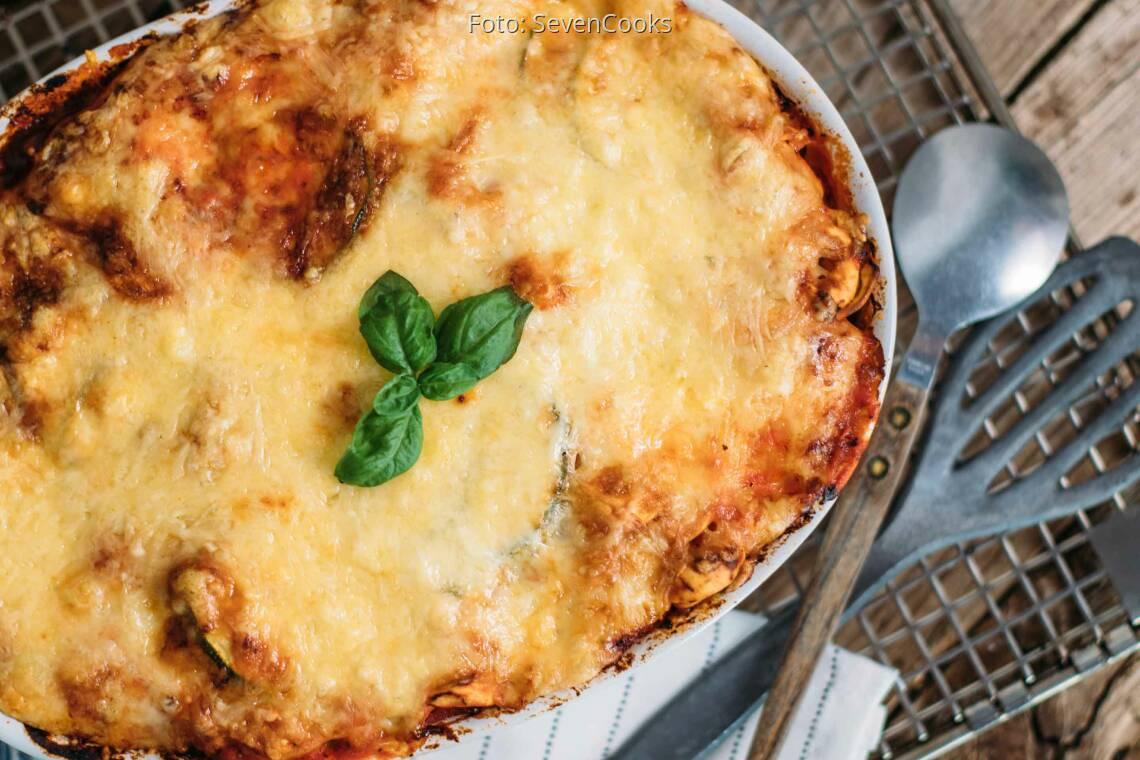 Vegetarisches Rezept: Tortellini-Auflauf_1