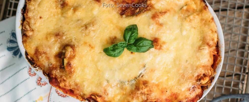 Vegetarisches Rezept: Tortellini-Auflauf_2