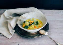 Vegetarisches Rezept: Wintergemüse-Eintopf