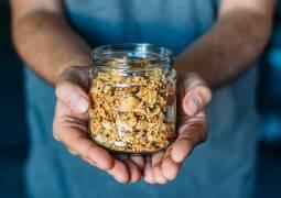 Vegetarisches Rezept: Zuckerfreies Müsli 1