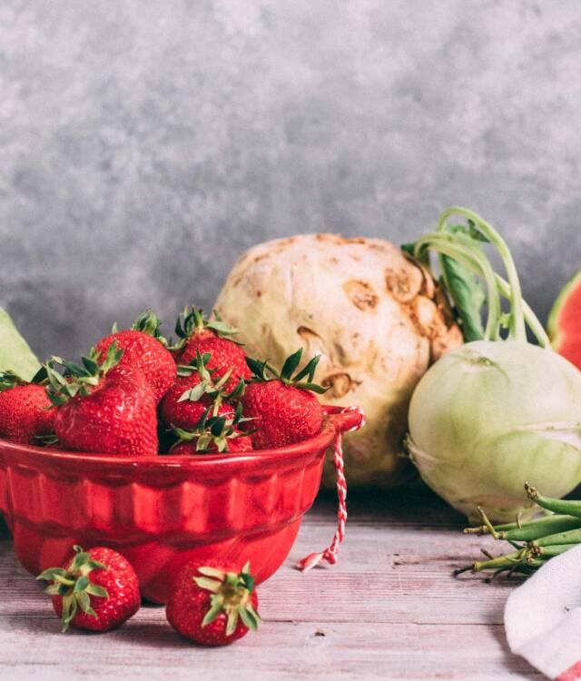 In diesem Artikel erfährst du, welche Vorteile es hat, wenn du dich vegan ernährst.