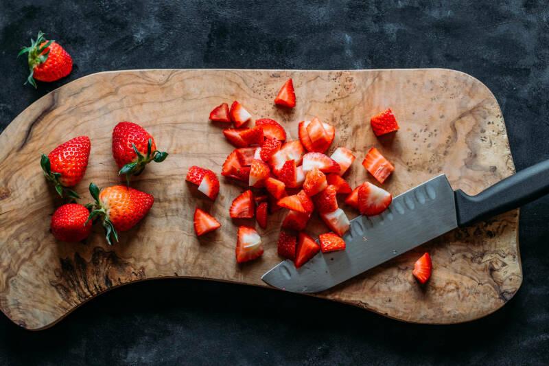 wie gesund sind erdbeeren?