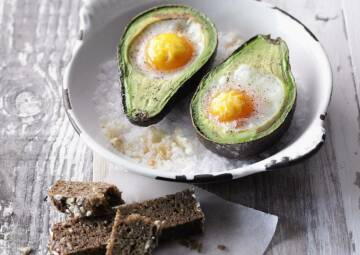 Wochenplan Clean Eating: Avocado