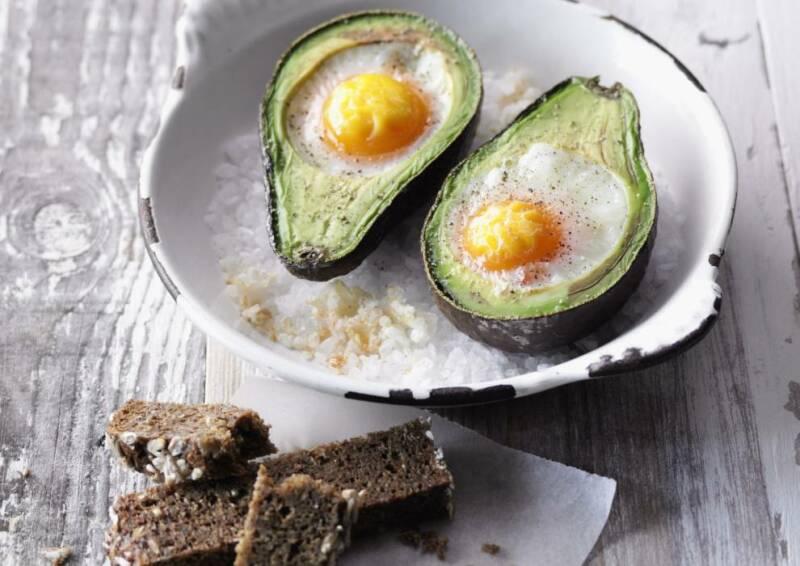 Wochenplan Clean Eating: Avocado
