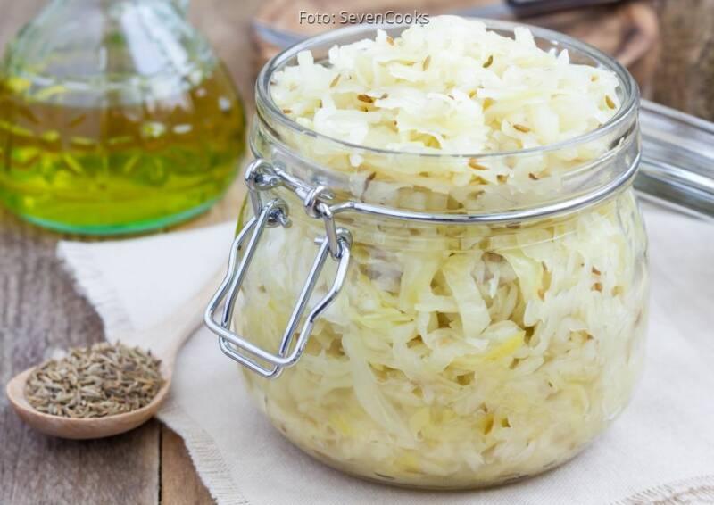 Wochenplan Oktoberfest: Krautsalat