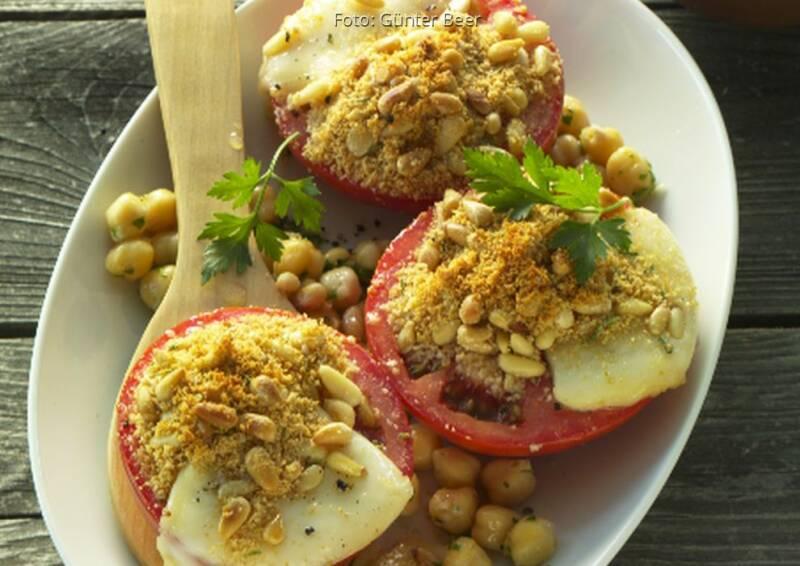 Wochenplan: Tomaten - Ofentomaten