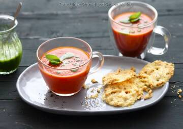 Wochenplan: Tomaten - Tomatensuppe
